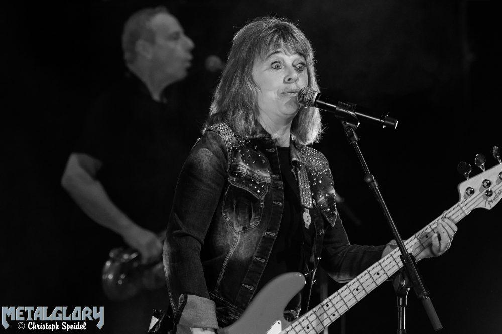 Suzi Quatro & Band, Metropol Theater Bremen, 11.05.2019