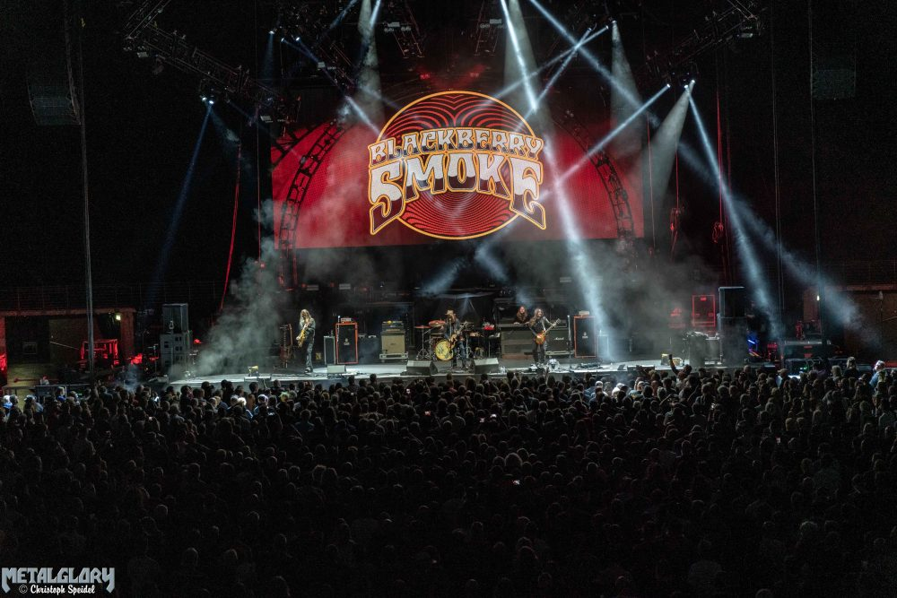 "Lynyrd Skynyrd ""Last Of The Street Survivors Farewell Tour"", Support Blackberry Smoke, 18.06.2019, Max-Schmeling-Halle, Berlin"