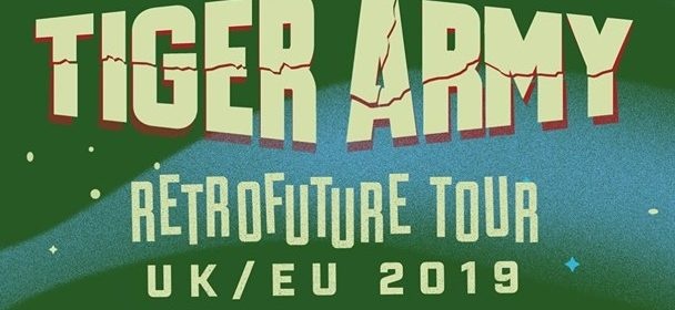 News: GRAVE PLEASURES gehen im November auf Tour als Support von TIGER ARMY!!!