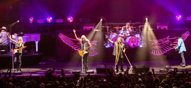 "Lynyrd Skynyrd ""Last Of The Street Survivors Farewell Tour"", Support Blackberry Smoke, 18.06.2019, Max-Schmeling-Halle, Berlin"