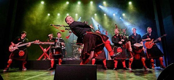 News: Red Hot Chilli Pipers: die Bagrock-Könige sind zurück: neues Album: on Tour