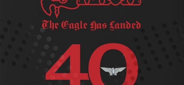 News: Saxon feiert vier unglaubliche Metal-Jahrzehnte – 'The Eagle Has Landed 40 (Live)'/ VÖ 02.08.