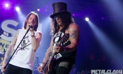 "Slash Feat. Myles Kennedy & The Conspirators ""Livin The Dream Tour 2019"", Support The Virginmarys, 19.06.2019, Swiss Life Hall, Hannover"