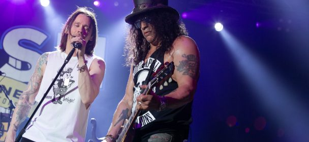 """Slash Feat. Myles Kennedy & The Conspirators """"Livin The Dream Tour 2019"""", Support The Virginmarys, 19.06.2019, Swiss Life Hall, Hannover"""