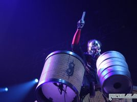 SLIPKNOT in Hannover, TUI Arena am 18.06.2019