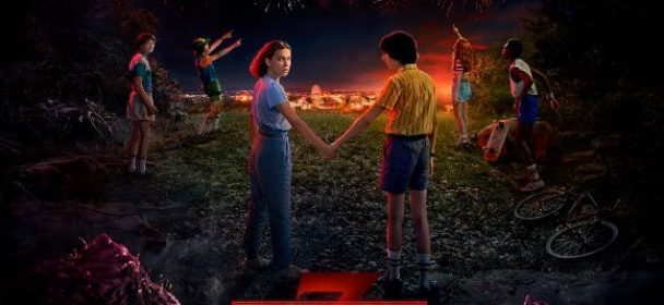 "News: Soundtrack: ""Stranger Things, Season 3"" erscheint am 05.07."