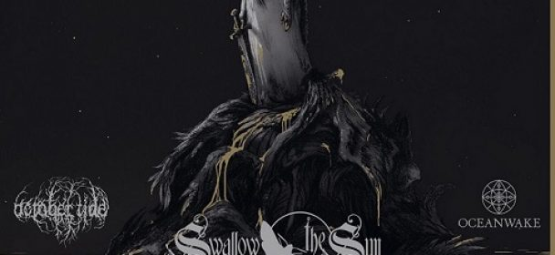 News: OCTOBER TIDE to tour Europe with SWALLOW THE SUN