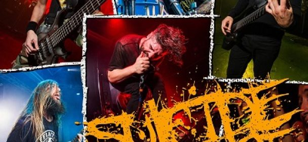 News: SUICIDE SILENCE – Live-Album & Single online!