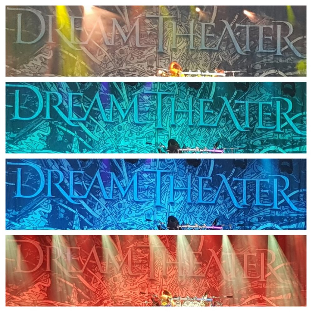 DREAM THEATER 20-07-2019 Mainz, Zitadelle -Support: Tarq Bowen