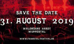 Vorbericht: Feuertal Festival 2019 im Wuppertal