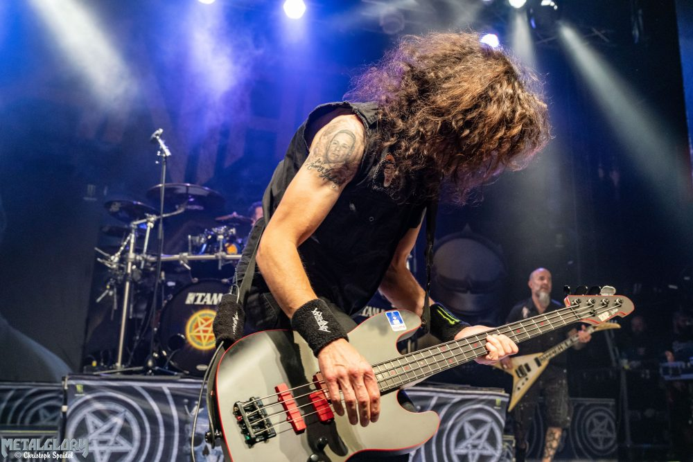 """Anthrax """"For All Kings Tour 2019"""", Support: Alien Weaponry, 26.06.2019, Hannover, Capitol"""