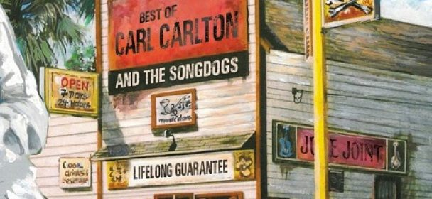 "News: Carl Carlton & The Songdogs: ""Lifelong Guarantee – The Best Of Carl Carlton & The Songdogs"" am 13.09. CD/Vinyl-Box"