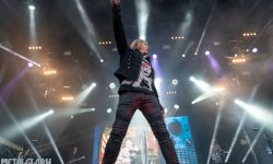 Def Leppard, Europe und John Diva & The Rockets Of Love, 02.07.2019, Zitadelle Spandau, Berlin