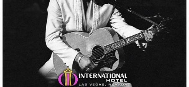 """News: Elvis Presley: """"Live At The International Hotel"""" (2 LP-Set) und """"Elvis Live 1969"""" (11 CD-Box) erscheinen am 9.8."""