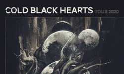 "News: Caronte on ""Cold Black Hearts"" Tour through Europe with Schammasch and ENTHRONED !!!!"