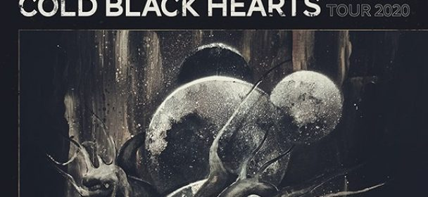 """News: Caronte on """"Cold Black Hearts"""" Tour through Europe with Schammasch and ENTHRONED !!!!"""