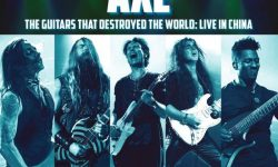 Generation Axe (USA) – The Guitars That Destroyed The World: Live In China