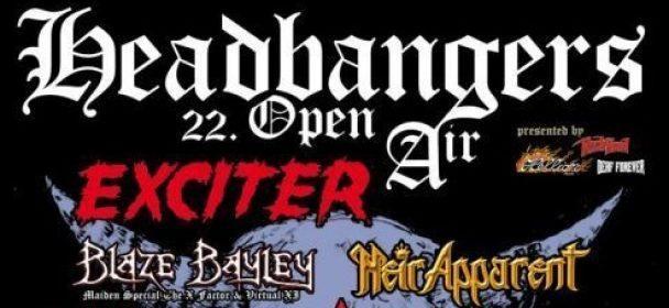 News: Headbangers Open Air 2019 – Running Order bekanntgegeben!