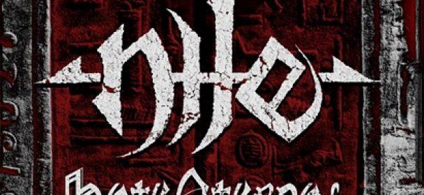 News: NILE, HATE ETERNAL auf Europa Tour im Herbst 2019!