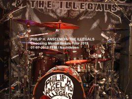 PHILIP H. ANSELMO & ILLEGALS 01-07-2019, FFM / Nachtleben