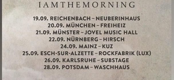 News: RIVERSIDE verlängern ihre Europa-Tour 2019! Neue Termine für Deutschland!