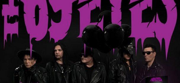 News: THE 69 EYES – präsentieren Lyric/Livevideo!