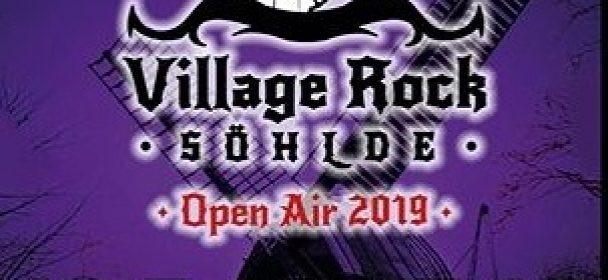 News: 12. und 13.07.2019 Village Rock Söhlde Open Air: Kneipenterroristen, Grailknights, Tarchon Fist uvm.