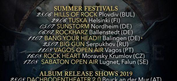 News: VISIONS OF ATLANTIS – neues Album am 30.08.