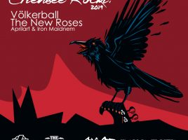 ERLENSEE ROCKT! 2019 – Pt. I with Iron Maidnem, April Art & The New Roses