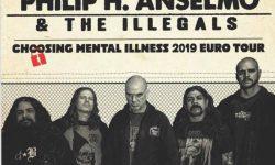 Vorbericht PHILIP H. ANSELMO AND THE ILLEGALS auf Deutschlandtour