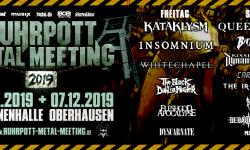 Vorbericht: Ruhrpott Metal Meeting 2019