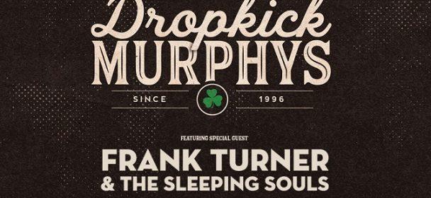 News: Dropkick Murphys nehmen Frank Turner & The Sleeping Souls mit auf Tour