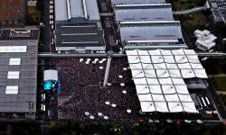 News: Ed Sheeran spielte vor 140.000 Fans in Hannover