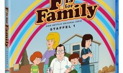 F is for Family – Sitcom (Animation) Staffel 1