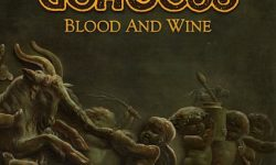 GOATESS (SWE) – Blood And Wine