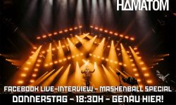 News: Hämatom Facebook -Live interview- am 15.08.