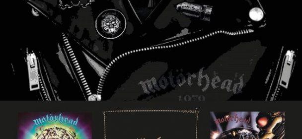 """News: MOTÖRHEAD veröffentlichen DELUXE SAMMLER BOX-SET """"1979"""" UND DIE EINZIGARTIGE 40th ANNIVERSARY DELUXE NEUAUFLAGE VON """"OVERKILL"""" & """"BOMBER"""" am 25. Oktober"""