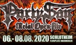 News: Die ersten Bands für das Party.San Metal Open Air 2020!!!