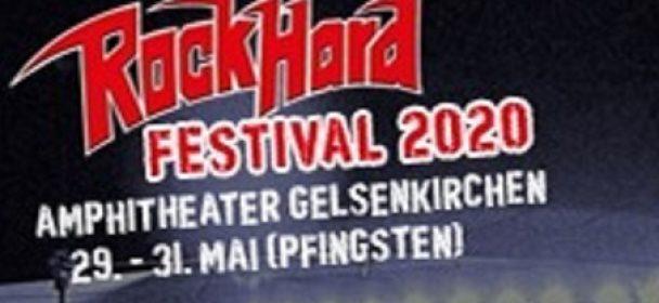 News: Rock Hard Festival 2020: Accept, Sacred Reich, Grave Digger, Alcest, … bestätigt. Vorverkaufsstart!