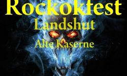 News: Rockokfest – 25. und 26.10.2019 – Landshut Alte Kaserne