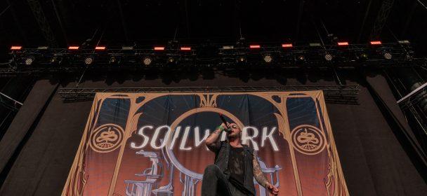 """News: SOILWORK – veröffentlichen Videotrailer zur """"The Feverish Trinity"""""""
