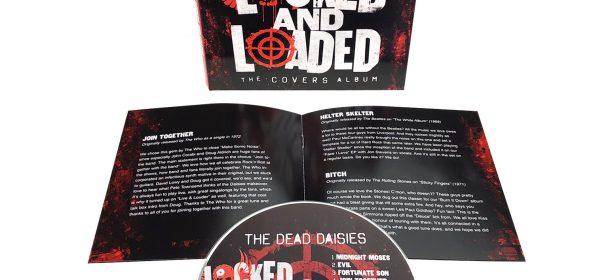 News: THE DEAD DAISIES veröffentlichen Covers-Album im August!
