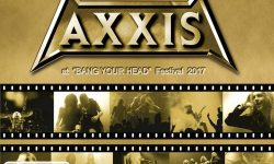 AXXIS (DE) – Bang Your Head with AXXIS Blu-Ray