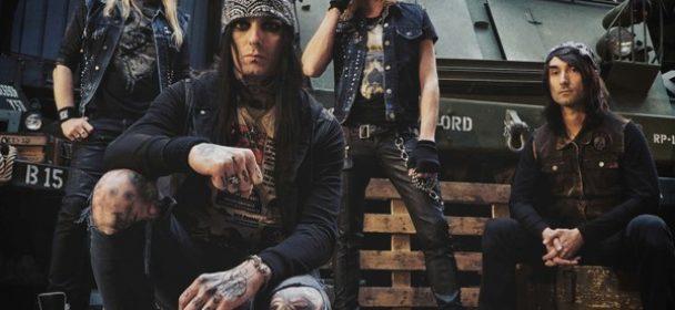 """News: BLACKRAIN veröffentlichen 2. Single """"Hellfire"""" und Video"""