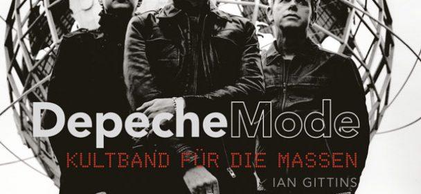 News: Depeche Mode von den Anfängen bis heute im neuen Buch !!!