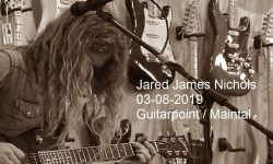 JARED JAMES NICHOLS 03-08-2019, Guitarpoint / Maintal (FFM)