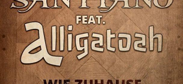 """News: Santiano – neues Video zu """"Wie zuhause"""" feat. Alligatoah aus ihrem kommenden MTV-Unplugged Album"""