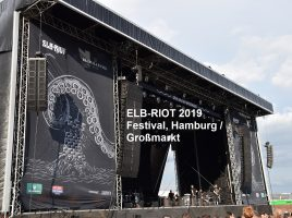 OF MICE AND MEN 17-08-2019, Elb-Riot Festival, Hamburg / Großmarkt