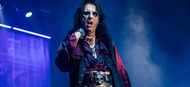"Alice Cooper ""Ol' Black Eyes Is Back World Tour 2019"", 23.09.2019, Barclaycard Arena, Hamburg, Support Black Stone Cherry"
