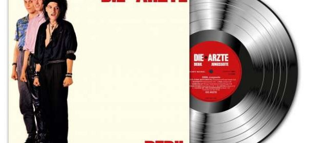 Die Ärzte (D) – Debil (LP Reissue)